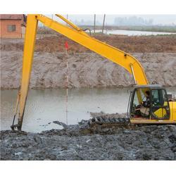 水陆两用挖机租赁电话-新盛发水上挖掘机(推荐商家)图片