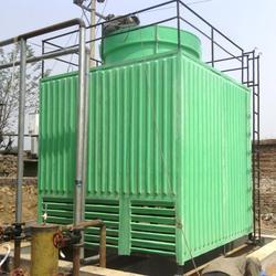 中温型玻璃钢冷却塔,华强科技(在线咨询),玻璃钢冷却塔图片