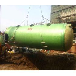 宁津县玻璃钢化粪池、玻璃钢储罐(在线咨询)、玻璃钢化粪池图片