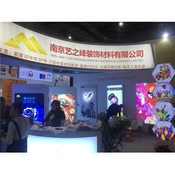 拉布燈箱多少錢-拉布燈箱-南京藝之峰裝飾公司圖片