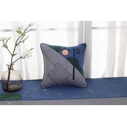 全棉飘窗垫子定做、漫笛儿(在线咨询)、飘窗垫子图片