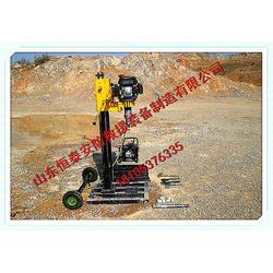背包勘探钻机地表取样钻机图片