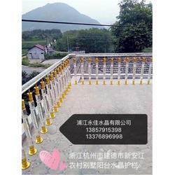 楼梯立柱-楼梯立柱厂家-永佳水晶图片