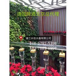 阳台围栏生产厂 永佳水晶行业领跑者 阳台围栏
