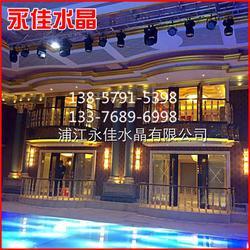 酒店水晶楼梯合理、永佳水晶(在线咨询)、酒店水晶楼梯图片