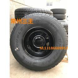 三王轮胎 LT265/75R16 特种轮胎 拖车轮胎图片