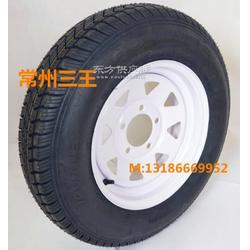 ST175/80D13 拖车轮胎图片
