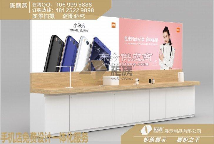 小米指定小米之家展示柜台制作厂家,小米公司合作展柜厂图片