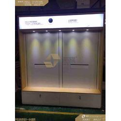 柜族展示新品发布小米组合配件柜灯箱款,小米组合配件柜图片