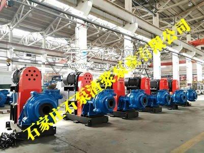 石泵集团常用材质,推荐石泵渣浆泵业图片