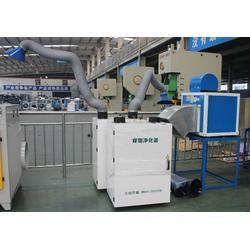 大同塑料废气处理设备_三阳通风_塑料废气处理设备品牌图片