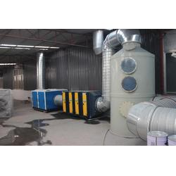 三阳通风(图)|工业废气净化设备直销|沧州工业废气净化设备图片