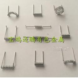 迈腾金属高质量电子枪钨丝,0.55电子枪钨丝,0.65电子枪钨丝,0.8钨灯丝图片