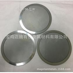 迈腾钨板,钨片,钨圆片,99.95高纯钨,磨光钨圆,碱洗钨圆图片
