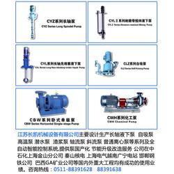 江苏长凯机械设备公司(图)_液下泵厂家_永州液下泵图片