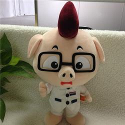毛绒玩具玩偶哪家好  _陕西毛绒玩具玩偶_宏源玩具(查看)图片