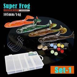 LW04青蛙套装图片