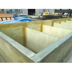 玻璃钢运输槽、玻璃钢运输槽多少钱、华强科技1图片