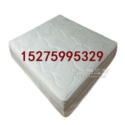 高分子3d床垫 抗菌透气吸湿易清洗 高分子穿拆洗床垫 OEM代加工图片
