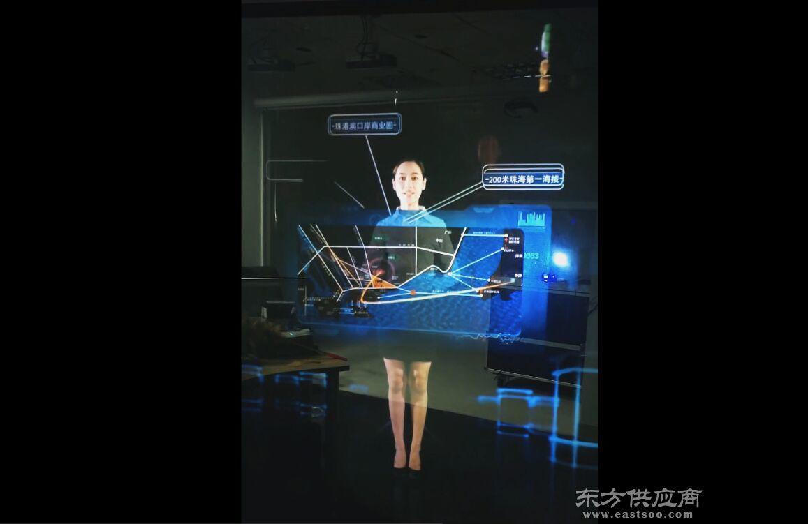 策划全息投影 全息投影 全息视觉图片