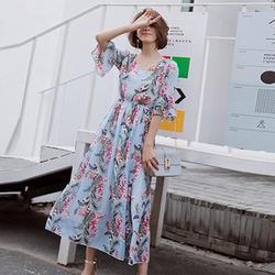橫瀝鎮連衣裙、泓發服飾、時尚連衣裙圖片