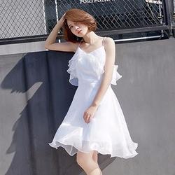 新款女长裙|泓发服饰|长安镇长裙图片
