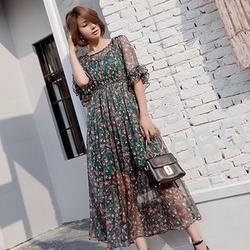 春夏波西米亚长裙,观澜街道长裙,泓发服饰(查看)图片