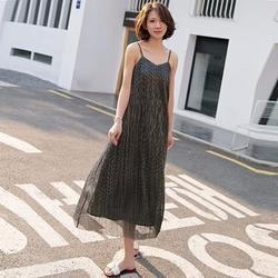 2017流行蕾丝裙,陆川蕾丝裙,泓发服饰图片