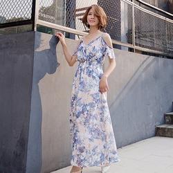 泰興碎花裙-半身碎花裙短裙子-泓發服飾(優質商家)圖片