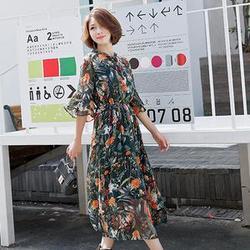 早春连衣裙|三水区连衣裙|泓发服饰图片