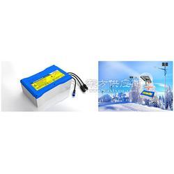 低温锂电太阳能储控系统 朗越能源安全性能高图片