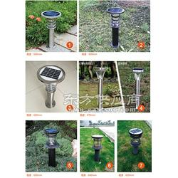 朗越能源造型美观锂电太阳能草坪灯图片