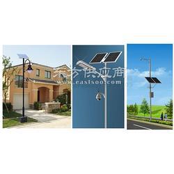 朗越能源锂电智能安防照明系统 环保无污染型太阳能路灯图片
