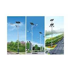 朗越能源锂电智能型太阳能路灯 经济节能型太阳能路灯图片