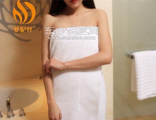 毛巾厂洗澡浴巾图片