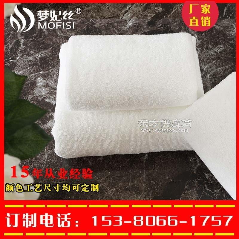 毛巾厂全棉毛巾图片