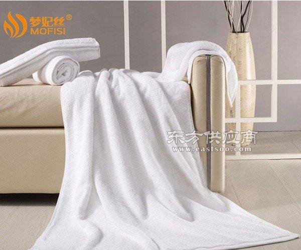 毛巾厂酒店浴巾图片