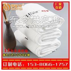 酒店毛巾订制厂图片
