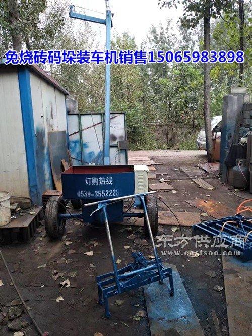 厂家生产空心砖装车机码垛机图片
