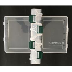 双层 路亚饵盒 精品双面塑料盒渔具盒图片