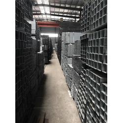 南京聚钢鑫商家、热镀锌方管供应商、镀锌方管图片