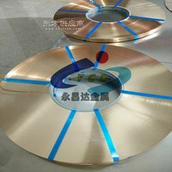 进口耐磨C7025铜带,日本NGK钛铜带,YCUT-DX钛铜合金带图片