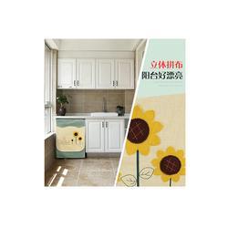 布艺洗衣机罩-洗衣机罩-漫笛儿(查看)图片