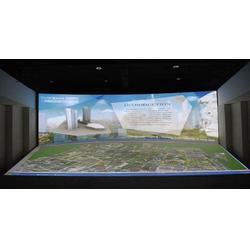 多媒体展厅报价-推 四度科技图片