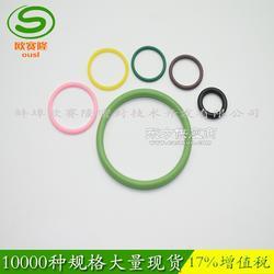 进口防尘密封圈氟胶O型圈厂家直销 优惠 现货供应尺寸可订做图片