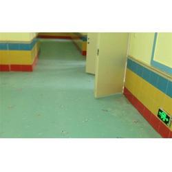 pvc塑胶地板施工,南京pvc塑胶地板,冠康体育设施(查看)图片
