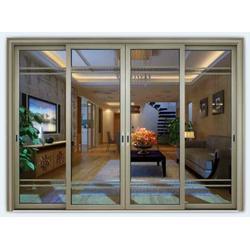 推拉门、荆州推拉门、富丽装璜专业定制门窗(查看)图片