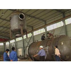 不銹鋼儲罐供應商-金華不銹鋼儲罐-廣燃石油圖片
