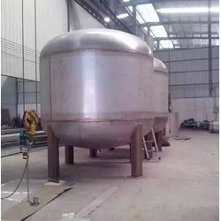 不锈钢化工罐厂|广燃石油化工设备公司|张家口不锈钢化工罐图片