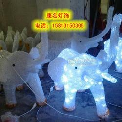专业生产动物立体滴胶造型灯 圣诞灯 过街灯 亮化灯 灯光节灯图片